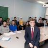 Prof. Robert Boyd's Nonlinear Optics Class in 2013